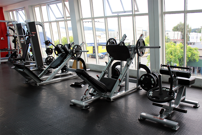 Views Inside CityFitness